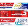 Save $4.00 on 2 Colgate® Toothpastes when you buy TWO (2) Colgate TotalSF Advance...