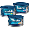 Save $1.50 on any THREE (3) BLUE Tastefuls Wet Food