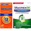 Save $2.00 on ONE (1) Delsym or Mucinex product, any variety or size.
