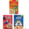 Save $1.00 on 3 Kellogg's® Cereals when you buy THREE (3) Kellogg's&reg...