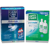 Save $6.00 on any ONE (1) OPTI-FREE® or CLEAR CARE® Solution Twin Pack only