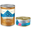 Save $1.00 on 2 Blue Buffalo dog or cat wet food when you buy TWO (2) cans of BLUE&tr...