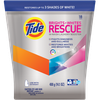 Save $1.00 on ONE Tide Rescue 18 ct or above (excludes Tide Laundry Detergent, Tide P...