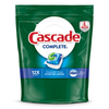 Save $0.25 on ONE Cascade ActionPacs, Gel, OR Powder Dishwasher Detergent, Rinse, Aid...