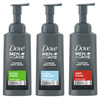 SAVE $1.00 on any ONE (1) Dove Men+Care Foaming Body Wash (13.5 oz. or larger) produc...