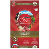 SAVE $5.00 on ONE (1) 12 lb or larger bag of Purina ONE® Dry Dog Food, any variet...