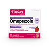 Save $2.00 on one (1) TopCare Omeprazole ODT (14 ct.)