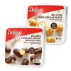 Save $1.50 on any ONE (1) Delizza Dessert (Cream Puffs, Mini-Eclairs, Chocolate-Cover...
