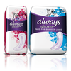 Save $2.00 on ONE Always DISCREET Incontinence Liner OR Pad (excludes other Always Pr...