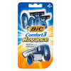 Save $1.00 $1.00 OFF ONE (1) BIC COMFORT 3 ADVANCED OR BIC SIMPLY SOLEIL RAZOR 4 CT - UPCs: 7033071397 / 7033072455