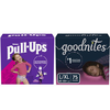 Save $3.00 on ONE (1) box of Pull-Ups® Training Pants or Goodnites® Bedtime P...