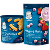 Save $1.00 on 4 Gerber® Snack Items when you buy FOUR (4) Gerber® Snack Items...