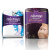 Save $5.00 on TWO Always DISCREET Incontinence Products (excludes 24 ct and 26 ct Alw...