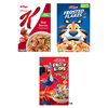 SAVE $2.00 on any FOUR Kellogg's® Cereals (8.4 oz. or Larger, Any Flavor, Mix...