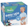 Save $3.00 Save $3.00 on ONE BOX Pampers Easy Ups Training Underwear OR UnderJams Absorbent Night Wear (excludes t...