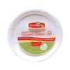 Save $1.00 on two (2) Our Family Dinnerware Elegant Plates (24 or 32 ct.)