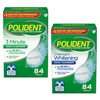 Save $2.00 on any ONE (1) Polident® denture cleanser tablets (84 ct. or larger)