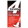 Save $2.00 on any ONE (1) 4 Way® Fast Acting Nasal Spray