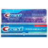 Save $1.00 on ONE Crest Toothpaste  3oz or more (excludes 4.6oz Cavity, Regular, Baki...