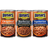Save $1.00 on 3 BUSH'S® Beans when you buy THREE (3) BUSH'S® Baked Be...