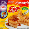Save $1.00 $1.00 OFF ONE (1) KELLOGG'S WAFFLE 24 CT.  BLUEBERRY, JUMBO OR HOME-STYLE