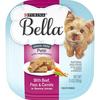 Save $2.00 on SIX (6) PURINA® Bella® Wet Dog Food trays, any variety (3.5 oz....