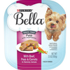 Save $2.00 on SIX (6) PURINA® Bella® Wet Dog Food trays, any variety (3.5 oz....