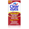 Save $0.50 on Clear Eyes® product when you buy ONE (1) Clear Eyes® product (0...