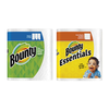 Save $1.00 on ONE Bounty Paper Towel Product 4 ct or larger.