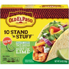 Save $0.25 on one (1) Old El Paso Taco Dinner Kit or SNS Taco Shells (10 ct.)