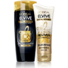 Save $3.00 on 2 L'Oreal Paris Elvive shampoo, conditioner or treatment when you b...