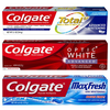 SAVE $1.00 on Colgate® Toothpaste when you buy ONE (1) On Colgate TotalSF, Optic...