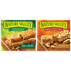 Save $0.50 when you buy TWO BOXES any flavor/variety 5 COUNT OR LARGER Nature Valley&...