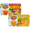Save $1.00 on 2 Del Monte® Fruit Cup® when you buy TWO (2) Del Monte® Fru...