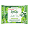 Save $1.00 on ONE (1)  Simple Kind To Skin Cleansing Wipes or NEW Simple Compostable...