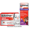 Save $1.00 off any ONE (1) Adult SUDAFED® or Children's SUDAFED® product