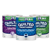 Save $0.50 off any ONE (1) package of Quilted Northern® Bath Tissue, 6 Double rol...