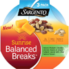 Save $0.75 on Sargento® Balanced Breaks Snack when you buy ONE (1) Sargento®...