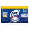 Save $1.00 on ONE (1 ) Lysol® Multi Pack DISINFECTING WIPES (excluding 35ct Multi...