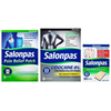 Save $2.00 on Salonpas® Pain Relieveing Patch when you buy ONE (1) Salonpas®...