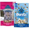 Save $0.50 on ONE (1) Blue Buffalo cat treats