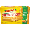 Save $0.75 when you buy ANY ONE (1)  New York Bakery 3-Cheese Cheese Sticks Product