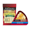 Save $0.75 on any ONE (1) Sargento® Snack Bites® or String Cheese Product