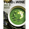 Save $2.00 on ONE (1) Food & Wine Magazine, any variety or size.