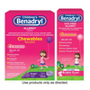 Save $1.00 Save $1.00 when you buy ONE (1) Children's BENADRYL® product, any variety. Excludes trial & travel sizes