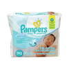 Save $1.00 on two (2) Pampers Baby Wipes (168-216 ct. Refills)