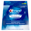 Save $5.00 on ONE Crest 3D White Glamorous White, 1 HR Express, Professional Effects,...