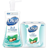 Save $1.00 on 2 Dial® Products when you buy TWO (2) Dial Complete® Foaming Ha...