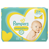 Save $1.50 on ONE BAG of Pampers Swaddlers, Cruisers OR Baby Dry Diapers (excludes Ov...