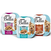 SAVE $1.50 on FOUR (4) 3.5 oz trays of Bella® Wet Dog Food